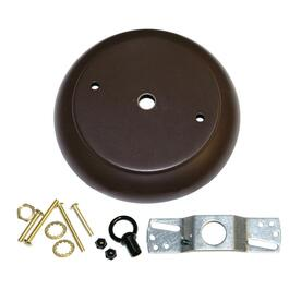 Oil Rubbed Bronze Contemporary Canopy Kit thumb