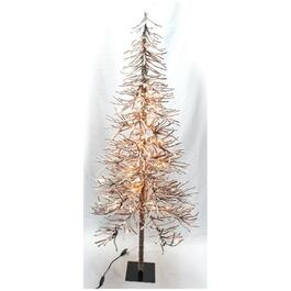 "36"" Snowy Twig Christmas Tree, with 35 Clear Lights thumb"