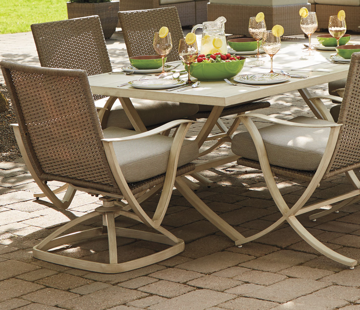 Instyle Outdoor Hudson Stacking Sling, Patio Furniture Home Hardware