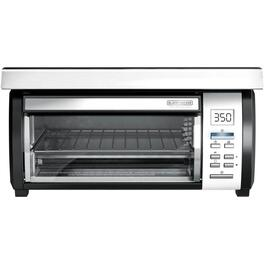 4 Slice Stainless Steel Under-The-Cabinet Toaster Oven thumb