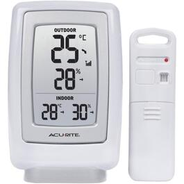Indoor/Outdoor Wireless Digital Thermometer, with Humidity thumb