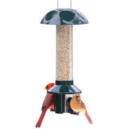 3lb Capacity Pest Off Bird Feeder thumb