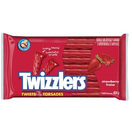 454g Twizzlers Strawberry Twists Licorice thumb