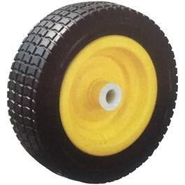 "500lb Rated 10"" Polyurethane Wheel, for Hand Truck thumb"