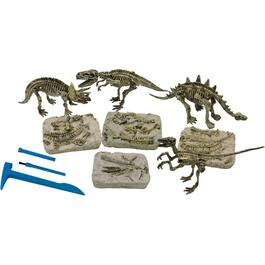 4-in-1 Fossil Excavation Science Kit thumb