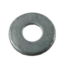"1/4"" Galvanized Flat Washer thumb"
