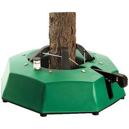 Easy Up Foot Pump Stand, for Trees up to 14' thumb