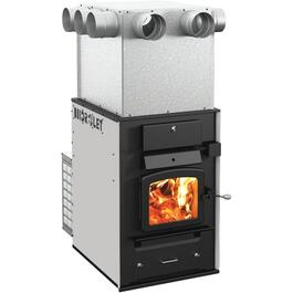 Tundra High Efficiency EPA Wood Furnace with Hot Air Plenum thumb