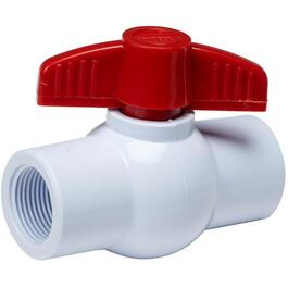 "3/4"" Threaded PVC Ball Valve thumb"