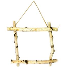 "21"" Birch Stick Square Wreath thumb"