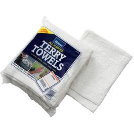 "10 Pack 17"" x 20"" All Purpose Terry Towels thumb"