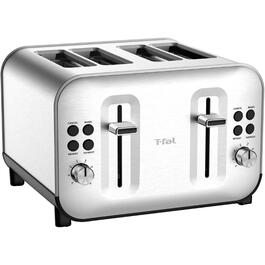 4 Slice Stainless Steel Toaster, with Extra Wide Slots thumb
