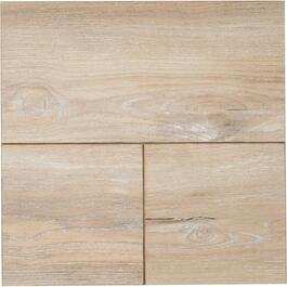 "21.68 sq. ft. 6.5"" x 48"" Camomile Ash Laminate Plank Flooring thumb"