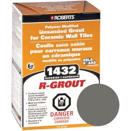 7lb Charcoal Grey Unsanded Wall Grout thumb