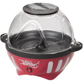 Red Movie Nite Hot Oil Cinema-Style Popcorn Popper thumb
