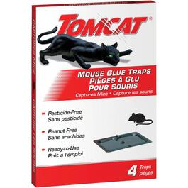 4 Pack Mouse Glue Traps thumb