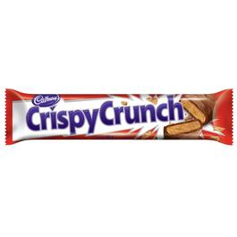 48g Crispy Crunch Chocolate Bar thumb