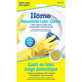 Extra Large Latex Household Gloves thumb
