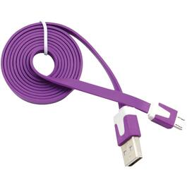 A-Micro B USB Cable, Assorted Colours thumb