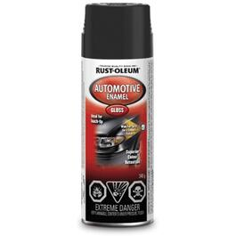 340g Gloss Black Enamel Touch-Up Paint thumb