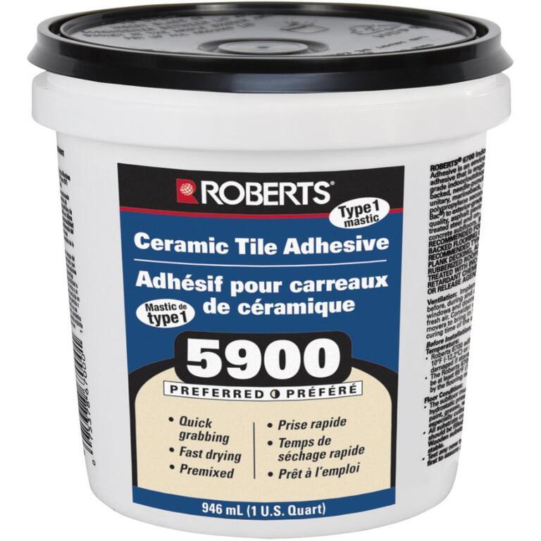 ML Ceramic Wall Tile Adhesive Home Hardware - Fast drying tile adhesive