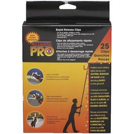 25 Pack No Ladder Pro Light Clips thumb