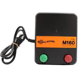 M160 11-30 Mile 1.6 Joule Electric Fence Controller thumb