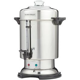 60 Cup Black/Stainless Steel Coffee Urn thumb