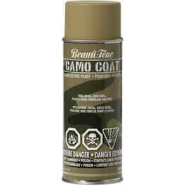340g Khaki Beige Camouflage Solvent Spray Paint thumb