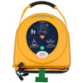 Rescue 7 Automated External Defibrillator, with Case thumb