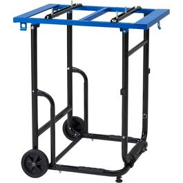 Dual Height Mobile Saw Stand thumb