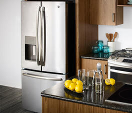 Refrigerators, Freezers and Coolers