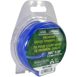 ".065"" x 50' Co-Polymer Round Grass Trimmer Line thumb"