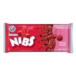 75g Twizzlers Cherry Nibs Licorice thumb