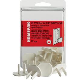 12 Pack Outlet Safety Plugs thumb