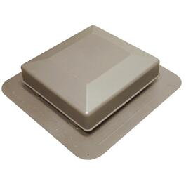 50 Square Inch Weatherwood Roof Vent thumb