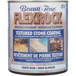 885mL White Base Flexrock Coating thumb