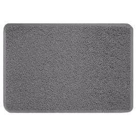 "24"" x 36"" Grey Loop PVC Door Mat, with Border thumb"