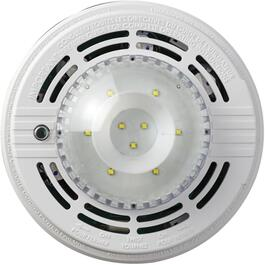 Strobe Light, For Wire-In Smoke/Carbon Monoxide/Heat Detector thumb