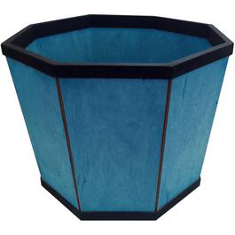 "13"" Blue Decor Birch Planter thumb"