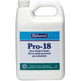 4L Pro-18 Floor Sealer and Finish thumb