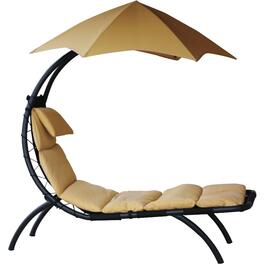 Sand Dune Original Dream Steel Lounger, with Canopy thumb