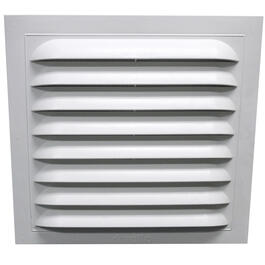"12"" x 12"" Standard Square Gable Vent thumb"