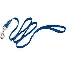 "3/4"" x 4' Nylon Dog Leash, Assorted Colours thumb"