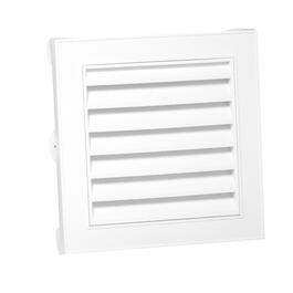 "12"" x 12"" Square Gable Vent thumb"
