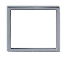 "40"" x 30"" Vista 2"" Jamb Poly Vinyl Fixed Window thumb"