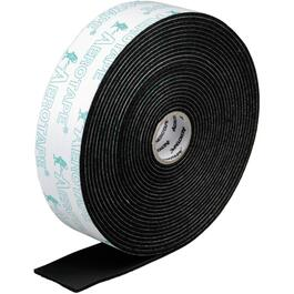 "2""W x 30""L x 1/8"" Thick EDPM Foam Insulation Tape thumb"