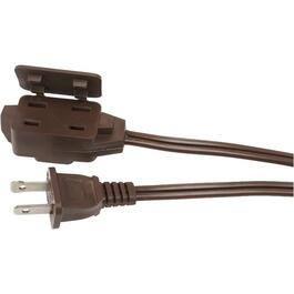 2M SPT2 16/2 Brown Extension Cord thumb