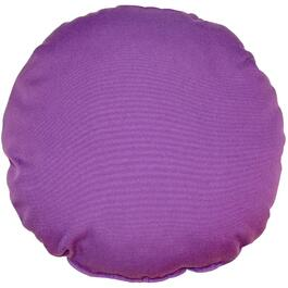 "16"" Round Purple Throw Pillow thumb"