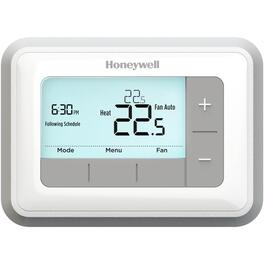 7 Day Programmable Extra Large Screen Thermostat thumb